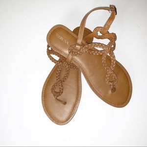 Merona Sandals (Sz 10)